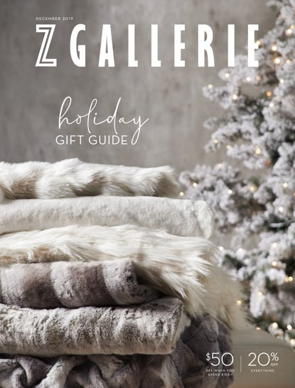 December 2019 | Holiday Gift Guide